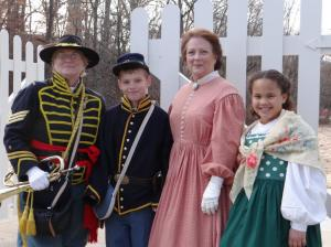 OAK RIDGE-DEDICATION OF ORIGINAL ENTRANCE-DEC 3-2014-By Donna Catlin (237)