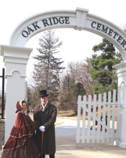 OAK RIDGE-DEDICATION OF ORIGINAL ENTRANCE-DEC 3-2014-By Donna Catlin (73)